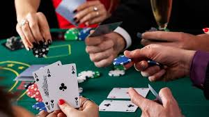 As A Simple Example In Poker